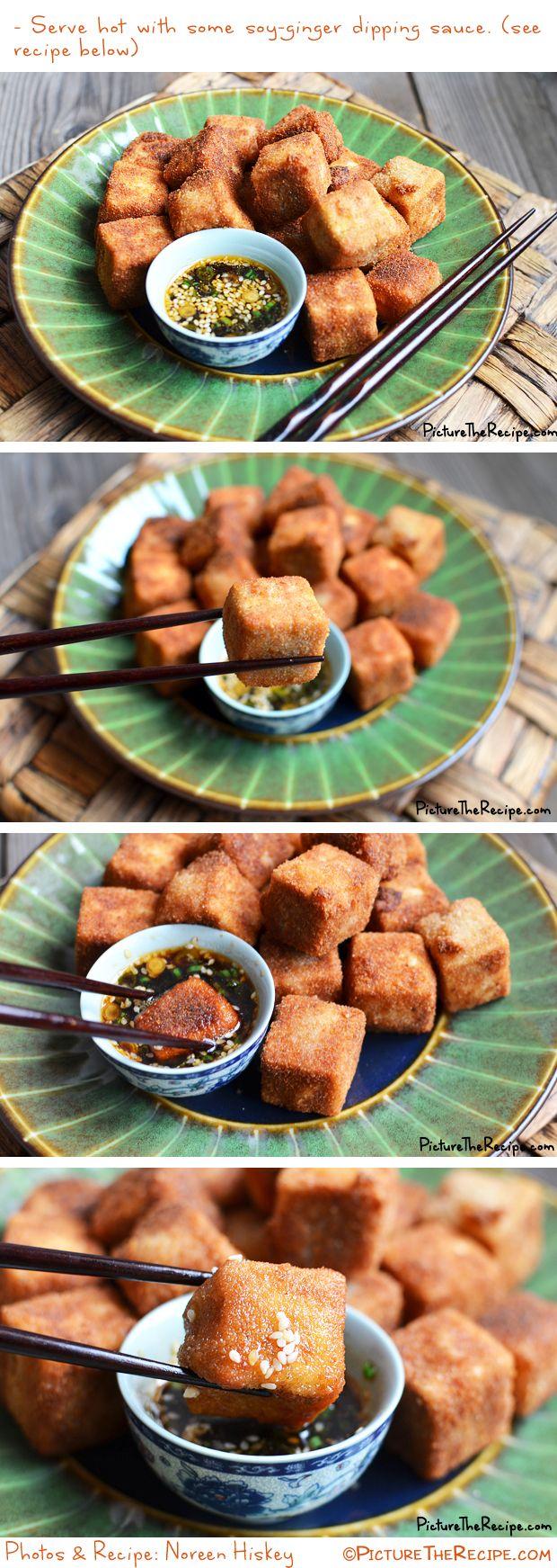 Crispy Fried Tofu with Five Spice