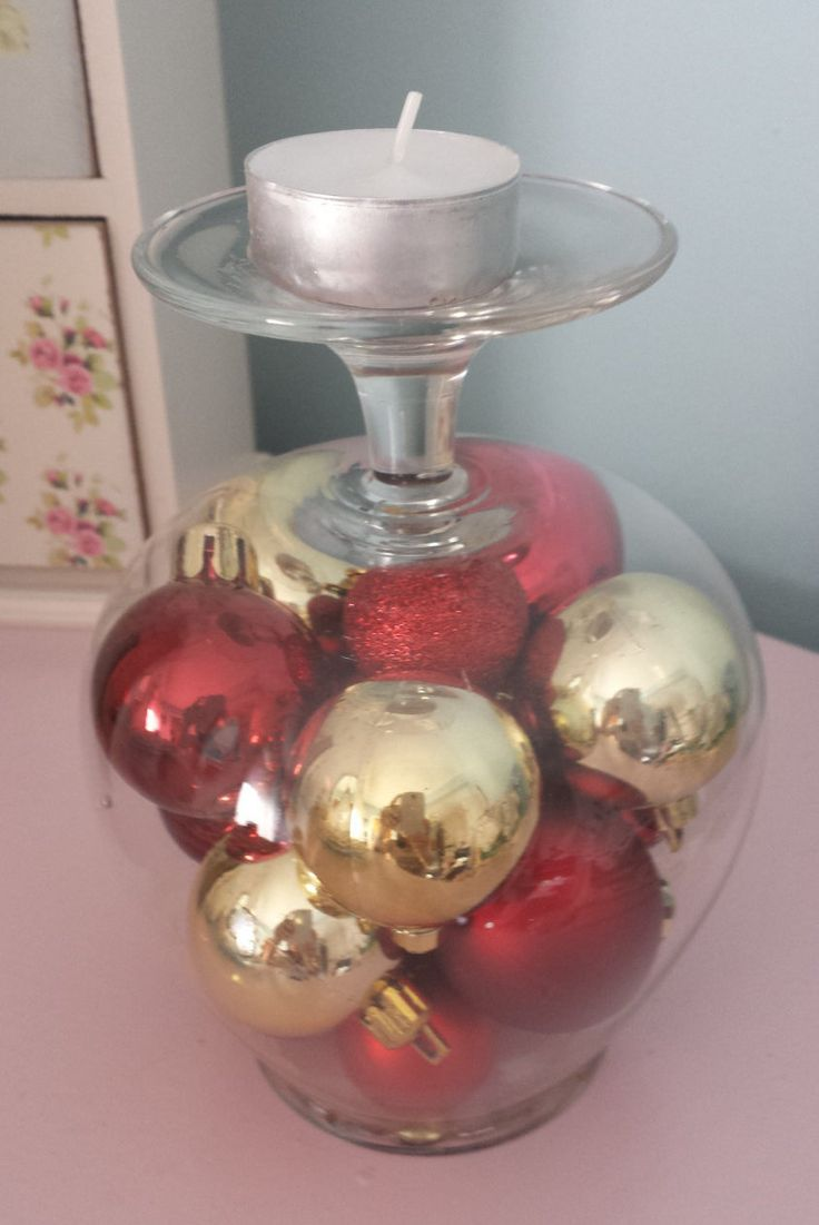 1000 ideas about brandy glass on pinterest crystal for Creative candle holders