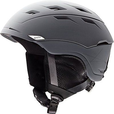 Protective Gear 36260: Smith Optics Sequel Snow Sports Helmet - Matte Charcoal Large -> BUY IT NOW ONLY: $94.4 on eBay!