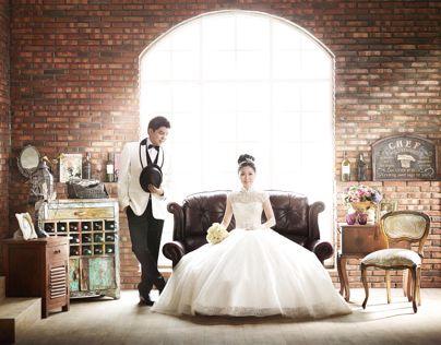 Indoor Pre Wedding Studio Part 7