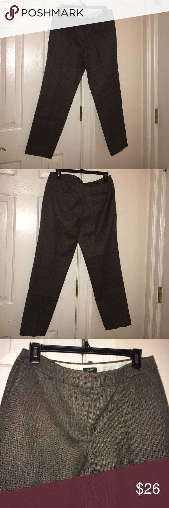 "J Crew dress trousers ""City fit"" dress pants from J Crew size 4. Pants Trousers"