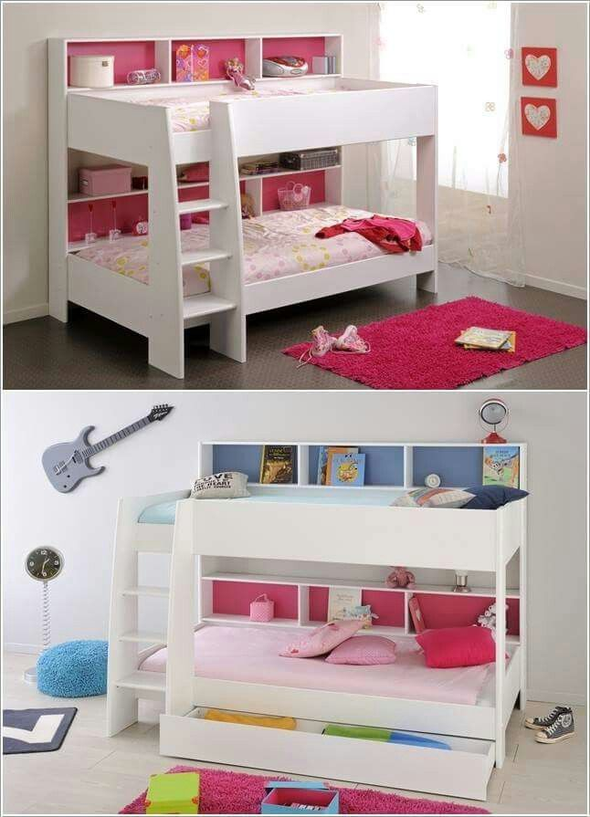15 Cool Bunk Beds That Combine Sleep