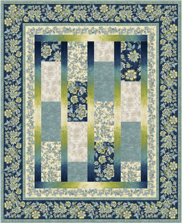 FREE PATTERN >> Zara - Simplicity Quilt by Laura Coons ...
