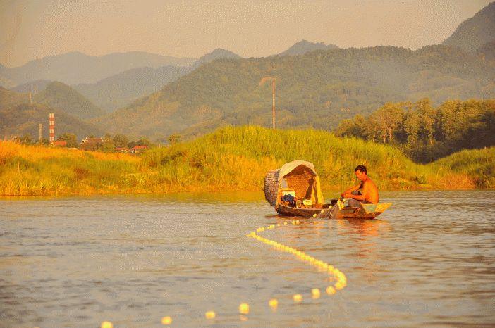 Mecong - Laos
