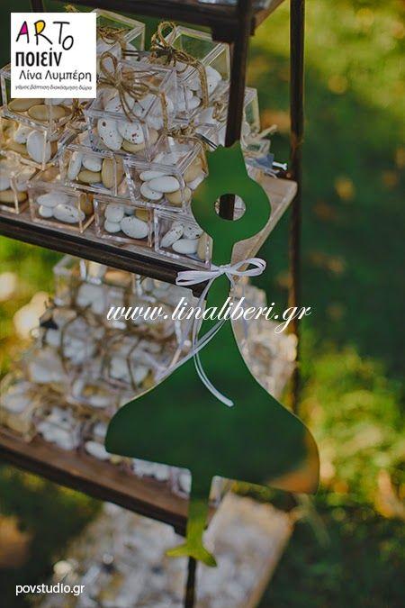ARTοποιείν διακόσμηση γάμου www.linaliberi.gr