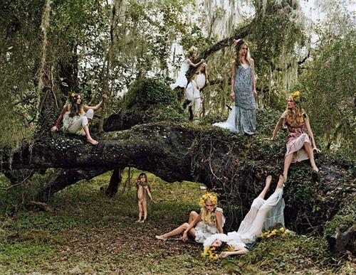 ph. Justine Kurland for New York Magazine