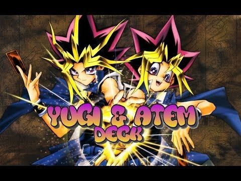 Yugi & Atem Deck (DevPro) - YouTube