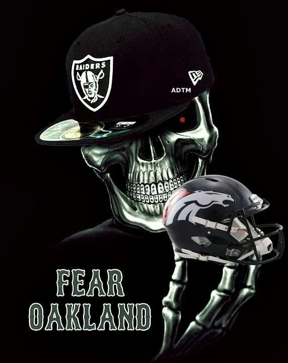 Raiders 176 Fear Oakland 176 In Memory Of Al Davis Quot The