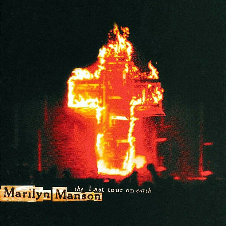 #NP The Last Tour on Earth(1999) #MarilynManson, live