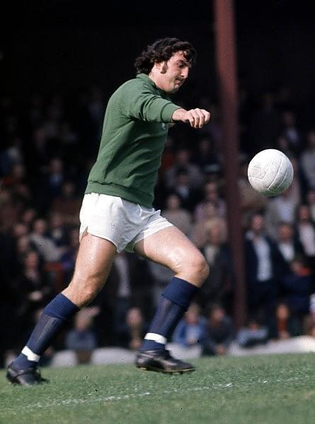 Dave Latchford Birmingham City 1975