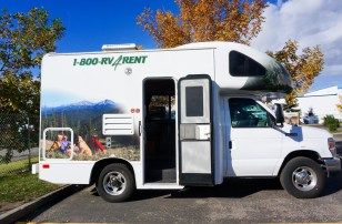 RV rental - cheap