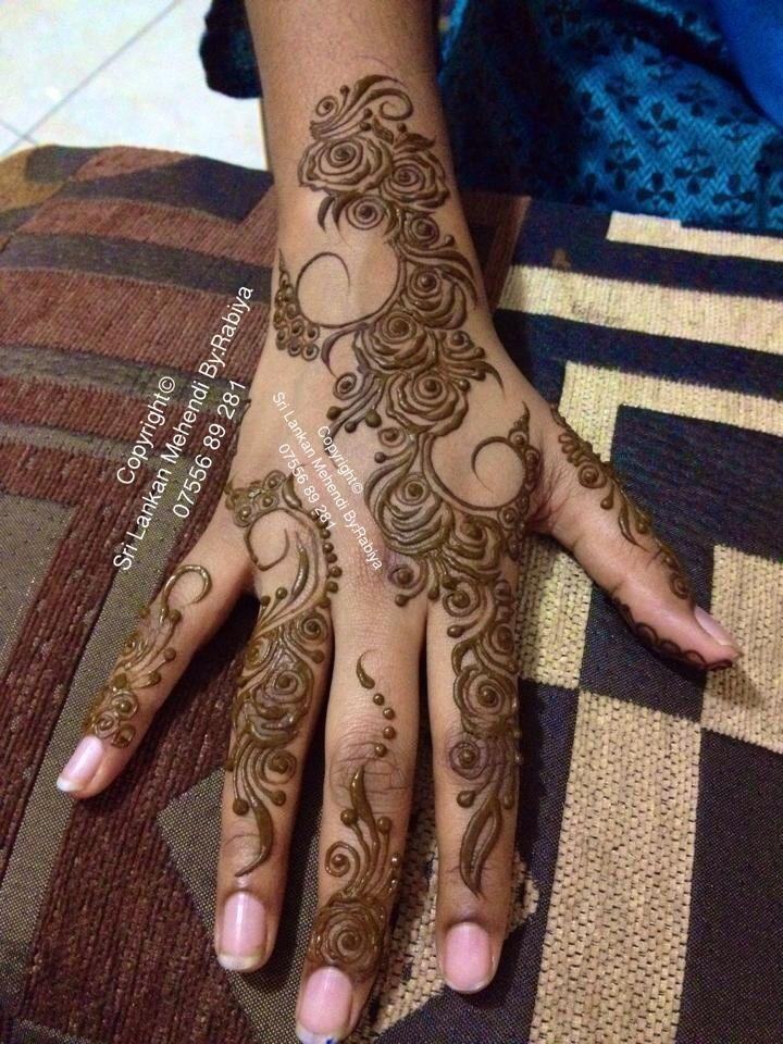 Mehndi henna Instagram @mehndispiration