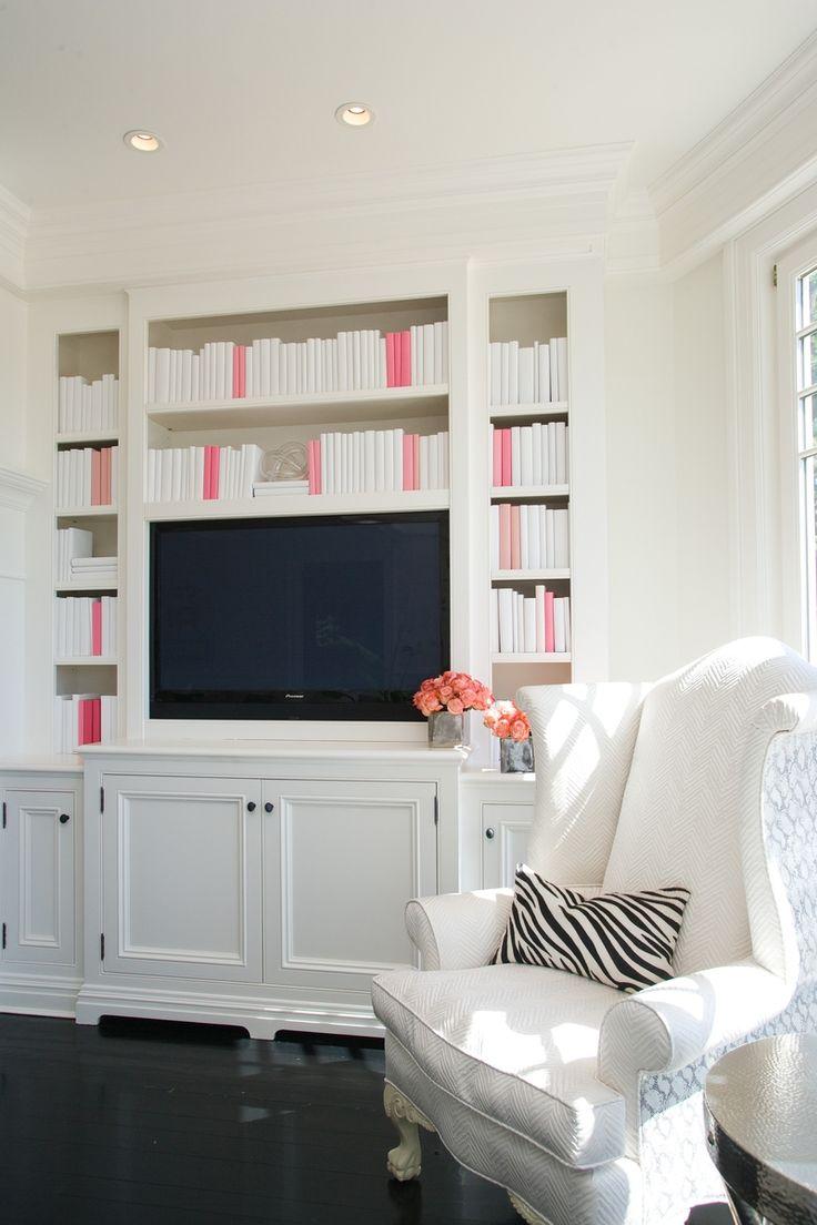 Best 25 Tv Bookcase Ideas On Pinterest Built In Tv Unit