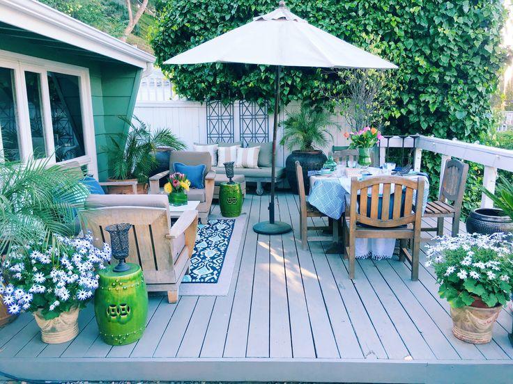 Outdoor Living Room Cococozy