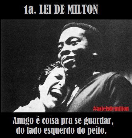 1a. Lei de Milton