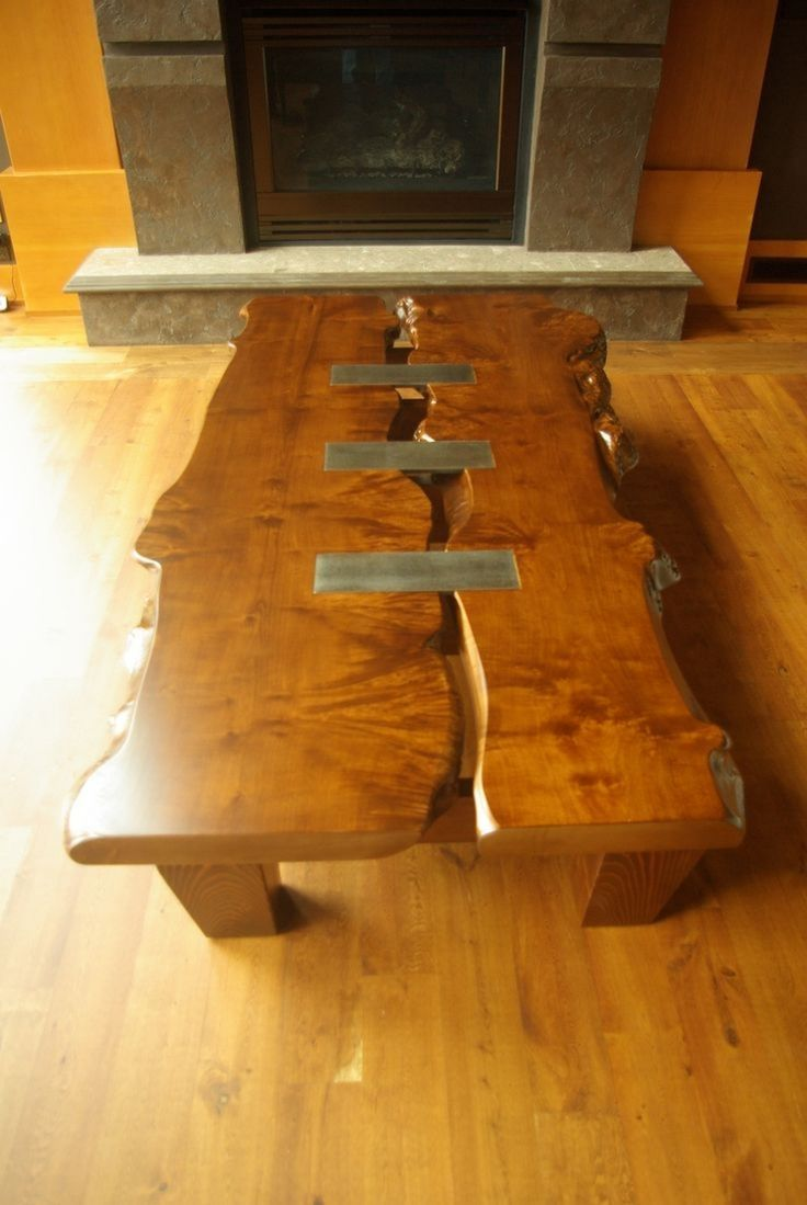 354 Best Images About Slab Table On Pinterest Live Edge