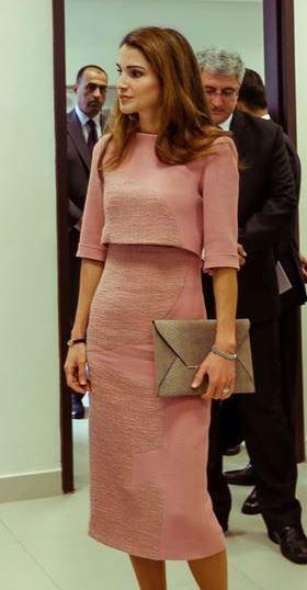Queen Rania of Jordan - 16.11.2014