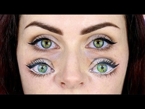 Seeing Double | Makeup Tutorial :) - YouTube