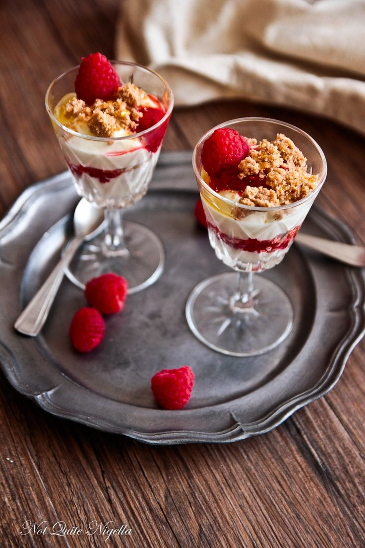 Breakfast Cranachan Um What Recipe Dessert Recipes Desserts Cranachan Recipe