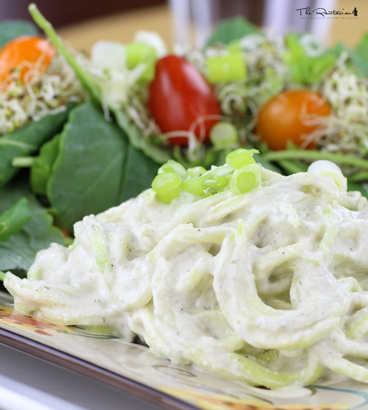 The Rawtarian: Raw alfredo sauce recipe