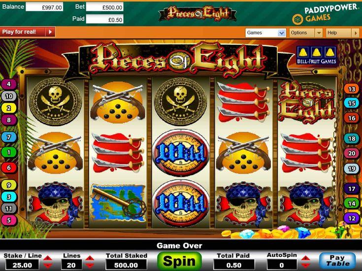 Lass uns unsere Neusten drehen absolut kostenlos Automaten Spiel Pieces of Eight - http://spielautomaten7.com/pieces-of-eight/