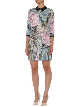 Ted Baker Korte jurk Glitch met bloemenprint