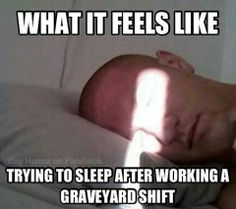 sleeping after midnight shift - Google Search