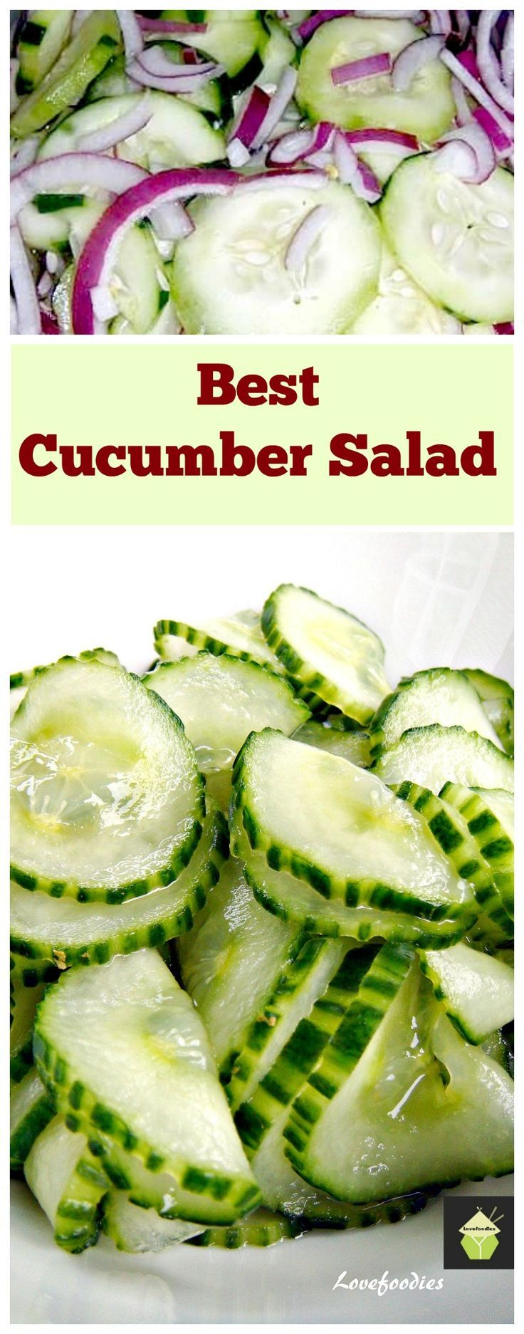 Best cucumber salad dressing recipes