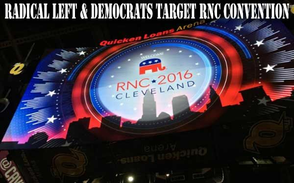 Black Militants Plan Chaos For Republican Convention After 'Day Of Rage' Protests Fail And BLM Supporters Whine France Terror Attack Stole Their Thunder