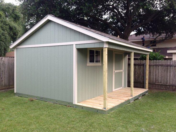 Garden Sheds With Veranda 57 best shed images on pinterest | garden sheds, backyard sheds