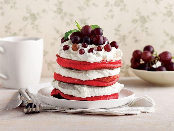 Üzümlü Pancake Pasta Tarifi - Lezzet