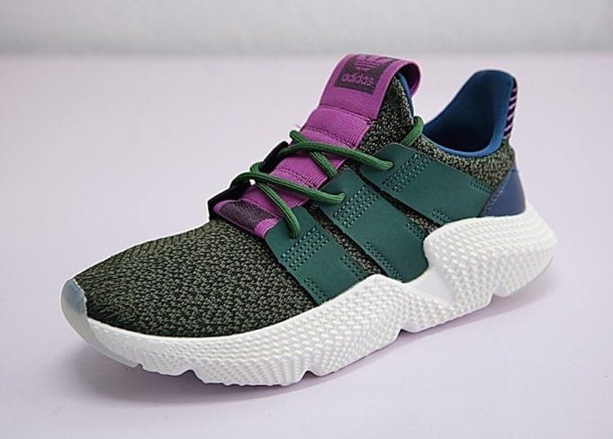 competitive price 1e7e8 fea0a Dragon Ball Z x Adidas Prophere Cell. I love Adidas and dbz for coming  together
