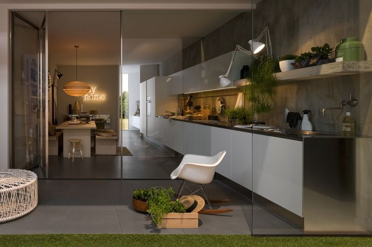 italienische küche design küchen hausmodelle