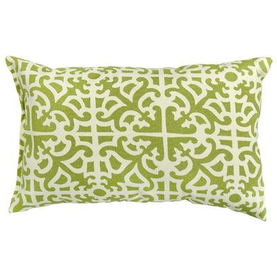 Greendale Home Fashions Outdoor Lumbar Pillow | AllModern