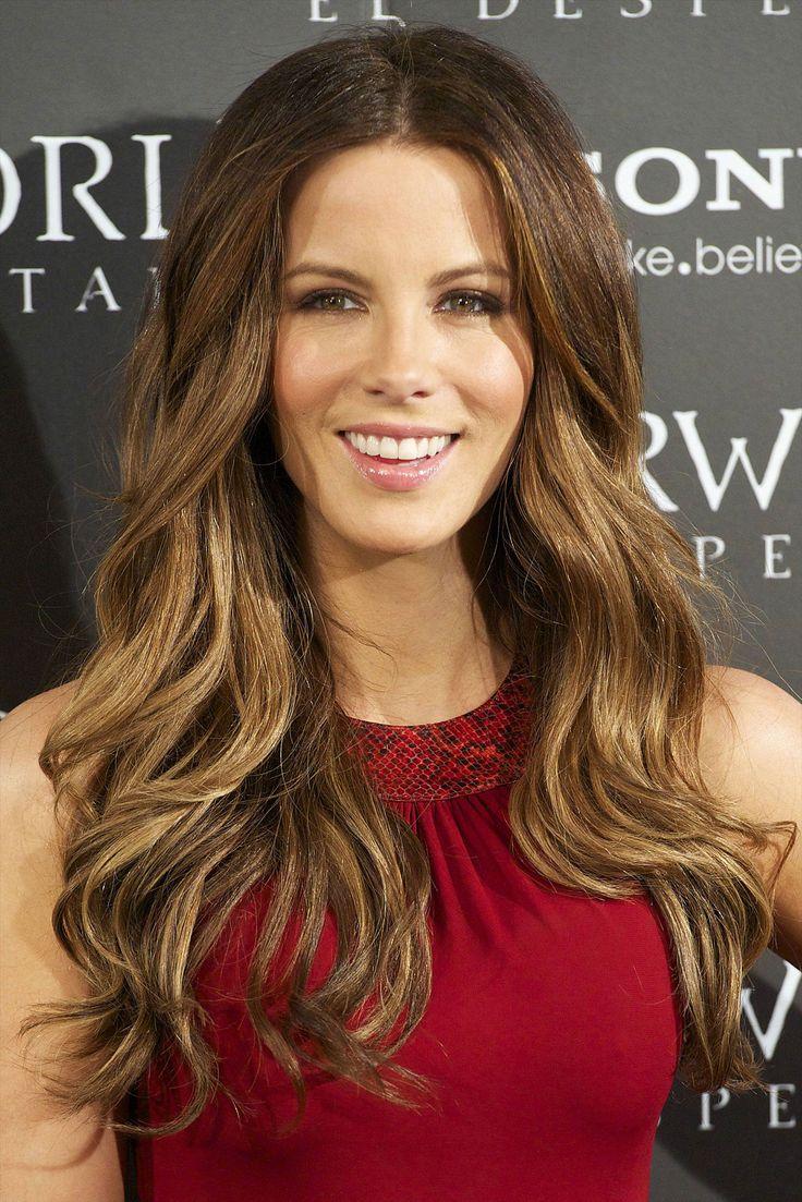Feeling the ombre #girlcrush Kate Beckinsale hair