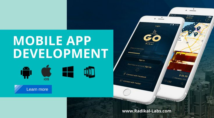 Are you a start up business? Thinking of developing a mobile app for your business? Hire Developers from Radikal Labs.