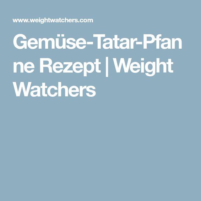 Gemüse-Tatar-Pfanne Rezept | Weight Watchers
