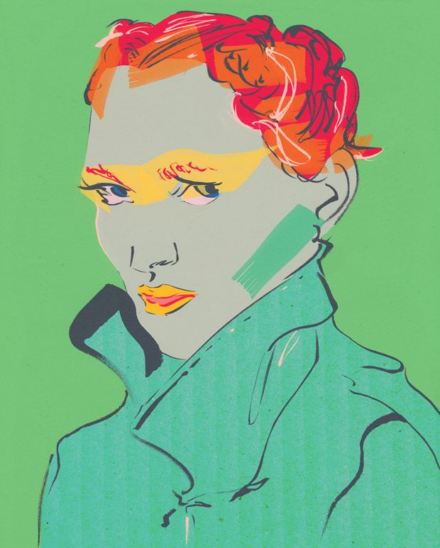 Fashion Illustration by Robert McMaster - www.robmcmaster.com Buy prints!  www.inprnt.com/gallery/robmcm/