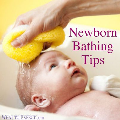 What should you ask your pediatrician about bathing?