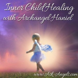 Inner Child Healing Meditation with Archangel Haniel
