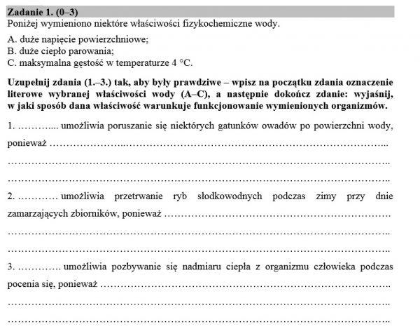 Matura z biologii - sprawdź odpowiedzi! - Zdjęcia, fotki