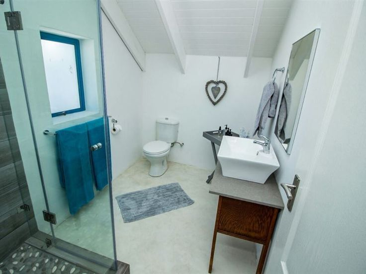 Aloha at Paternoster - Aloha at Paternoster is a lovely beach house situated 200m from the beach. It comprises of three units. Two units sleep 2, the other unit sleeps 4. It's decorated in blues and white. Aloha 1 is upstairs ... #weekendgetaways #paternoster #westcoast #southafrica