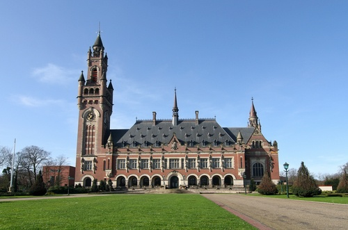 International Court of Justice, The Hague