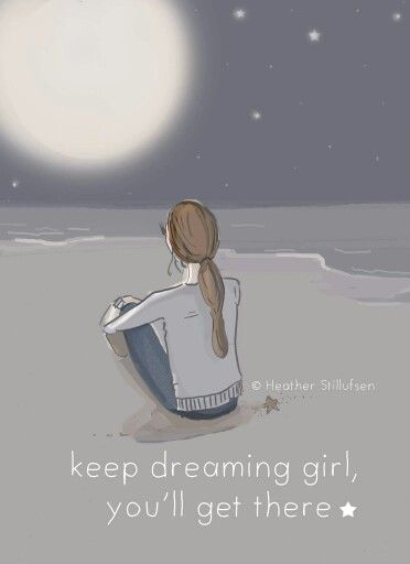 Keep dreaming, girl....You WILL get there! - xx