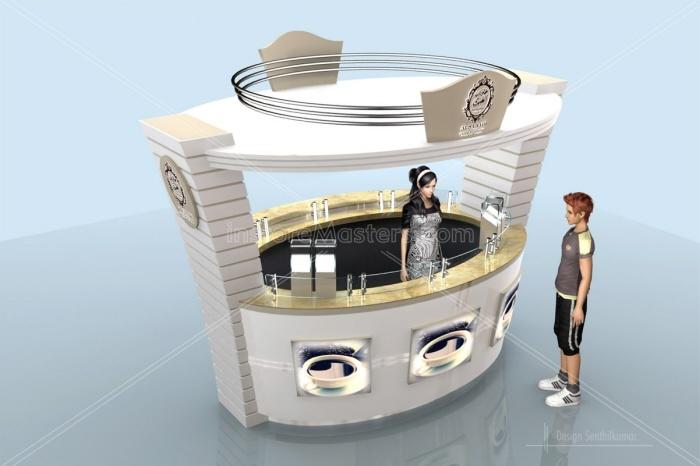 Retail Kiosk by Senthil kumar at Coroflot.com