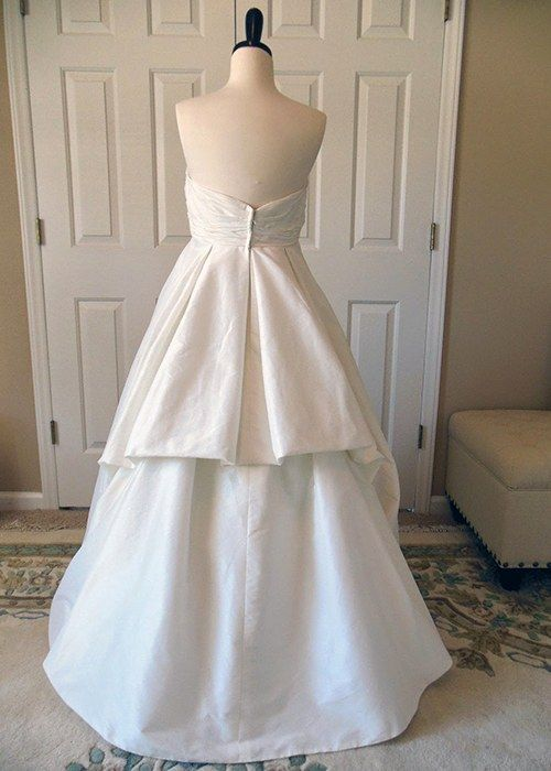 Wedding Dress Bustle Styles and Tips