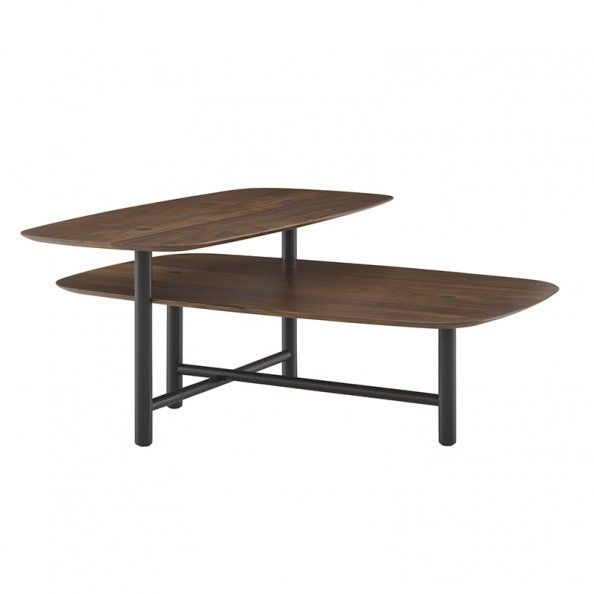Table basse de salon ligne roset for Peinture table basse