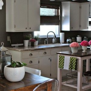 Kitchens With Gray Walls 34 best paint colors & ideas for small kitchen images on pinterest