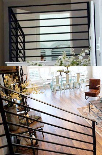 Best Black Metal Indoor Railings Indoor Railing Modern Stair 400 x 300