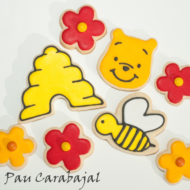 Pau Carabajal: Winnie Pooh